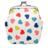CK - Confetti Hearts Kids Mini Clasp Purse
