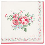 GreenGate - Paper Napkin, Marley pale pink