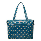 CK - Button Spot Large Zipped Shoulder Bag