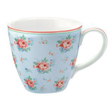 Greengate - Mug, Marley pale blue