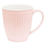 GreenGate - Mug Alice, pale pink