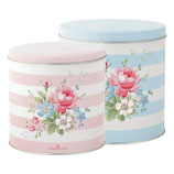 GreenGate - Tin box round Marie