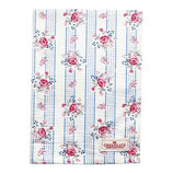 GreenGate - Tea towel, Fiona pale blue