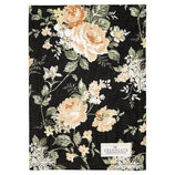 GreenGate - Tea towel, Josephine black