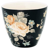 Greengate - Latte Cup, Josephine black