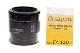 Minolta AF Makro 50mm f 2.8