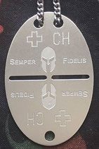 Spartaner Helm / Semper Fidelis