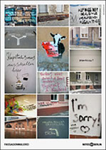 "Notes of Berlin: Plakat ""Fassadenmalerei"""