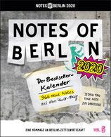 Notes of Berlin 2020
