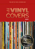 The Art of Vinyl Covers 2021 (50%)