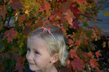 Bandeau petite fille tricotin