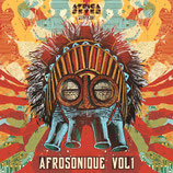 Various ‎– Africa Seven Presents Afrosonique Vol1