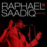 Raphael Saadiq ‎– The Way I See It