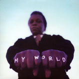 Lee Fields ‎– My World (signed / autogram)