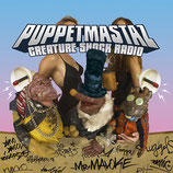 The Puppetmastaz ‎– Creature Shock Radio