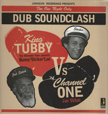 King Tubby, Bunny 'Striker' Lee* Vs Channel One (5), Jah Stitch ‎– For One Night Only: Dub Soundclash