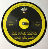 Olli & Ivan Makvel ‎– Blow Your Mind / Virgin Lion (Limited on 500 pieces / signed by Ivan Makveli / with Sticker from the Label)