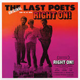 The Last Poets ‎– Right On! (Original Soundtrack)
