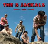 The 5 Jackals - The 5 Jackals (CD)