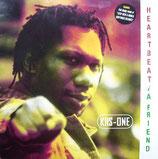KRS-One – Heartbeat / A Friend