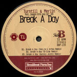 Turntill & Merlin ‎– Break A Day (limited on 300 pieces)