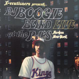 The X-Ecutioners Present... DJ Boogie Blind ‎– Live At The P.J.'s: Harlem, New York