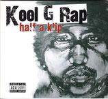 Kool G Rap – Half A Klip