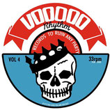 Various ‎– Voodoo Rhythm Compilation Volume 4