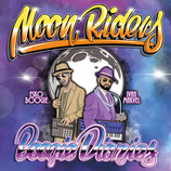 Moon Riders ‎– Boogie Diaries (Limited on 500 pieces / signed by Ivan Makvel / with Stickers by the Label)