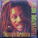 Dennis Brown ‎– Temperature Rising