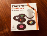 Vinyl Coasters (6 pieces)