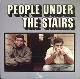 People Under The Stairs ‎– Jappy Jap