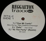 Various ‎– Reggaeton Traxx Two
