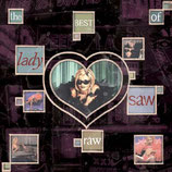 Lady Saw ‎– Raw - The Best Of Lady Saw
