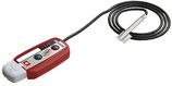 iPlug IPMT8-X3 mit Rohranlegefühler, optional Wärmeleitpaste und Spannband