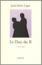 Le Duo du II - Jack-Alain Léger