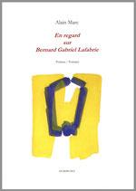 En regard sur Bernard Gabriel Lafabrie - Poèmes / Portraits zsx