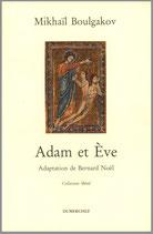 """Adam et Ève - Mikhaïl Boulganov / Illustration de couverture """"Adam et Eve"""" (Paris, Musée Marmottan)"""