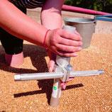 Griff für Getreide-Speer Ø 35