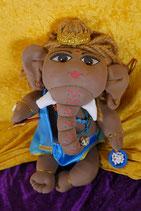 Ganesha (01 blonde Haare)