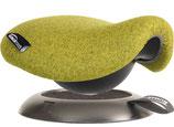 Humantool Sattelsitz Wolle gelb