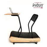 """MTD900R """"KYBUN"""" EXERCISE TREADMILL & WORKSTATION"""