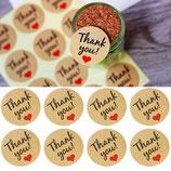 Sticker Thank you