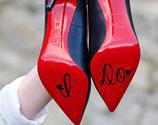 Schuhsticker I Do