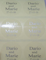 Sticker Personalisierbar