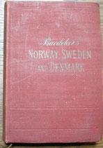 Baedeker's NORWAY, SWEDEN, and DENMARK