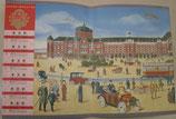 東京駅開業70周年記念入場券