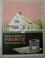 SERCO QUALITY PAINTS  SEARS, ROEBUCK and CO.