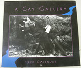 A GAY GALLERY   1990 CALENDAR