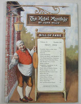 The Hotel Monthly  by John Willy 1931年5月